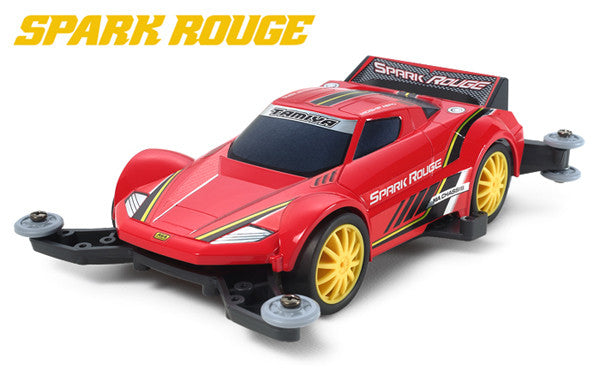 Spark Rouge (MA Chassis) - Mini 4WD PRO Series