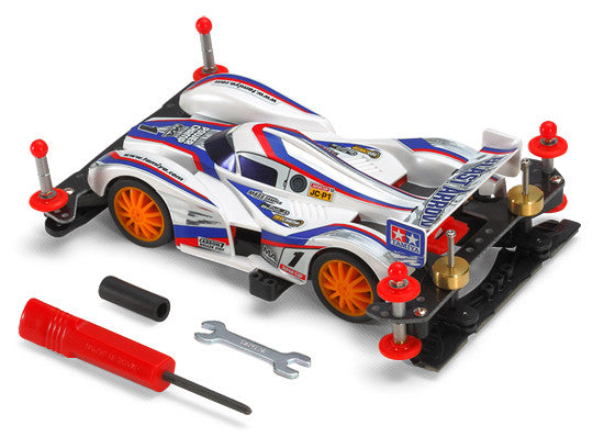 Mini 4WD Starter Pack MA Power Spec (Blast Arrow)