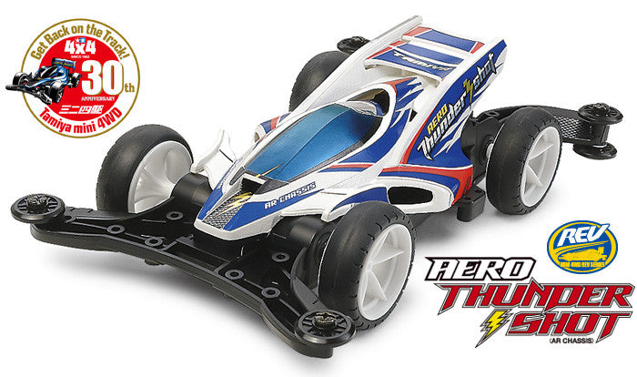 Aero Thunder Shot (AR Chassis) - Mini 4WD REV Series