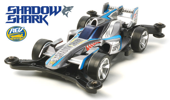 Shadow Shark (AR Chassis) - Mini 4WD REV Series
