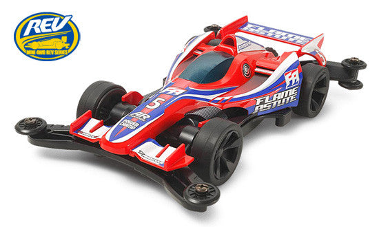 Flame Astute (AR Chassis) - Mini 4WD REV Series