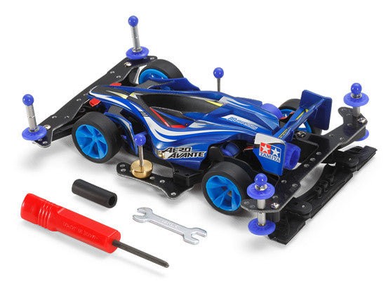 Mini 4WD Starter Pack AR Speed Spec (Aero Avante)