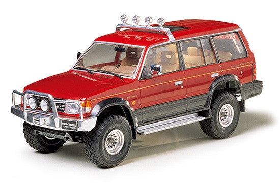 Mitsubishi Montero with Sport Options (1/24 Scale)