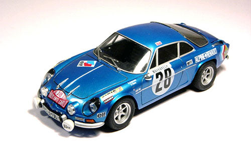 Renault Alpine A110 71 Monte Carlo Lils Hobby Center