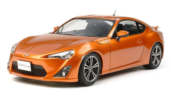 Toyota 86 (1/24 Scale)