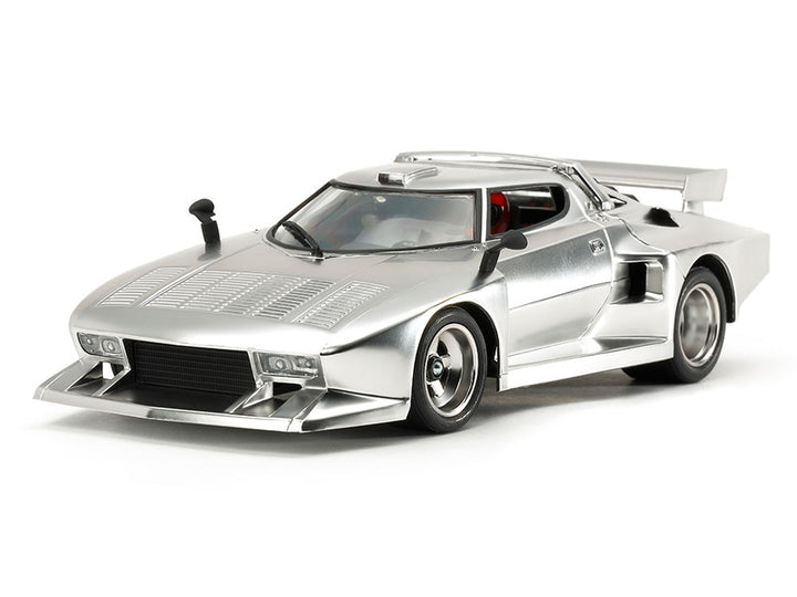 LANCIA STRATOS TURBO KIT Silver Color Plated Ltd Ed.