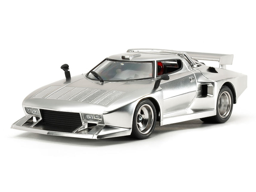 Lancia Stratos Turbo Kit Silver Color Plated Ltd Ed