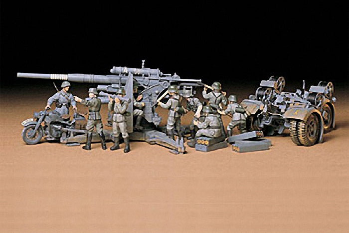 German 88mm Gun Flak 36/37 (1/35 Scale)