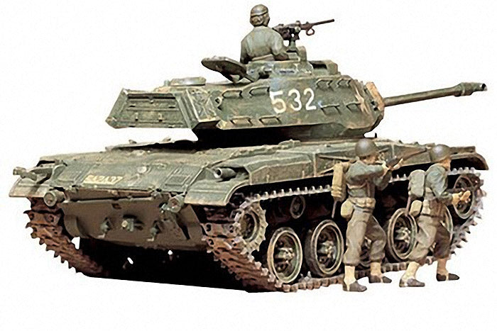 U.S. M41 Walker Bulldog (1/35 Scale)