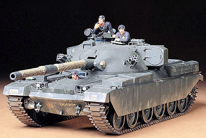 British Chieftain Mk.5 Tank (1/35 Scale)