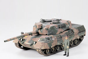West German Leopard A4 (1/35 Scale)