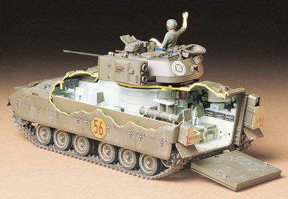 U.S. M2 Bradley Infantry Fighting Vehicle (1/35 Scale)