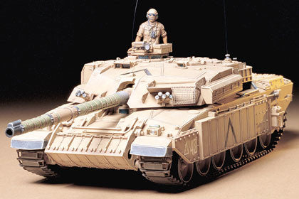 British Main Battle Tank Challenger 1 (Mk.3) (1/35 Scale)