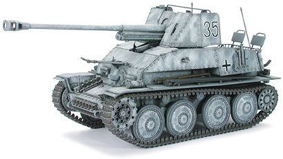 German Tank Destroyer Marder III