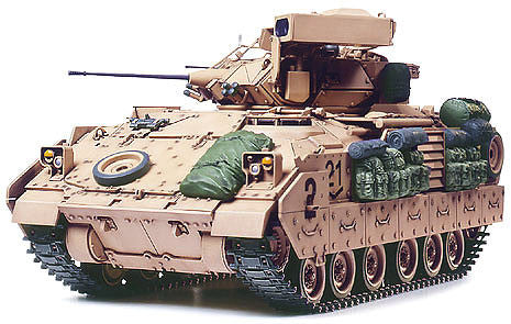 M2A2 Infantry Fighting Vehicle - Operation Desert Storm (1/35 Scale)