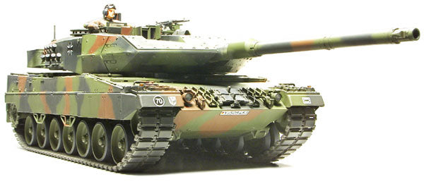 Leopard 2 A6 Main Battle Tank