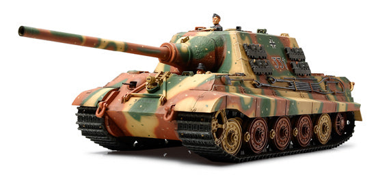 German Heavy Tank Destroyer Jagdtiger Early Production