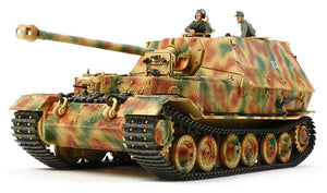 German Heavy Tank Destroyer Elefant (1/35 Scale)