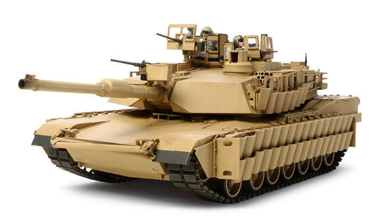 U.S. Main Battle Tank M1A2 SEP Abrams Tusk II (1/35 Scale)