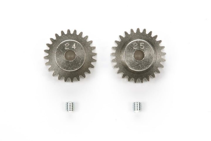 RC 24/25T AV PINION GEAR SET