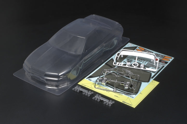 Nissan Skyline GT-R (R32) Body Parts Set