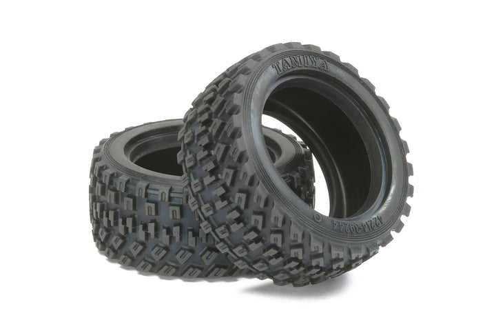 M CHASSIS RALLY BLOCK TIRES
