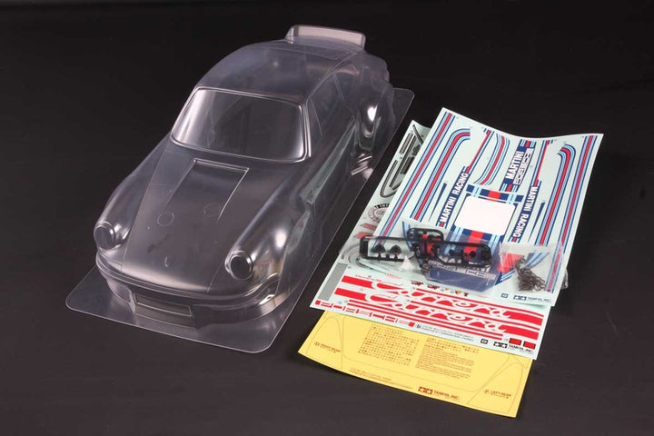 Porsche 911 Carrera RSR Body Parts Set