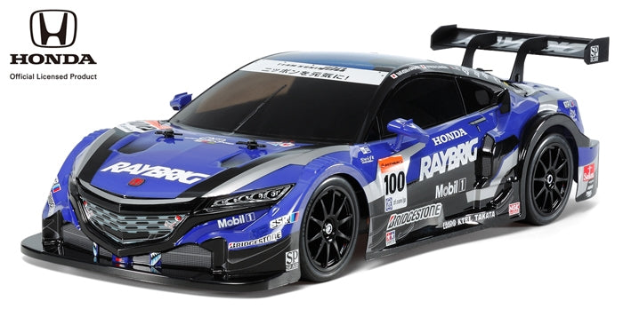 Raybrig NSX Concept-GT Body Parts Set
