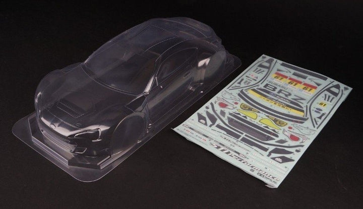 Subaru BRZ R&D Sport 2014 RD.2 Fuji Body Parts Set