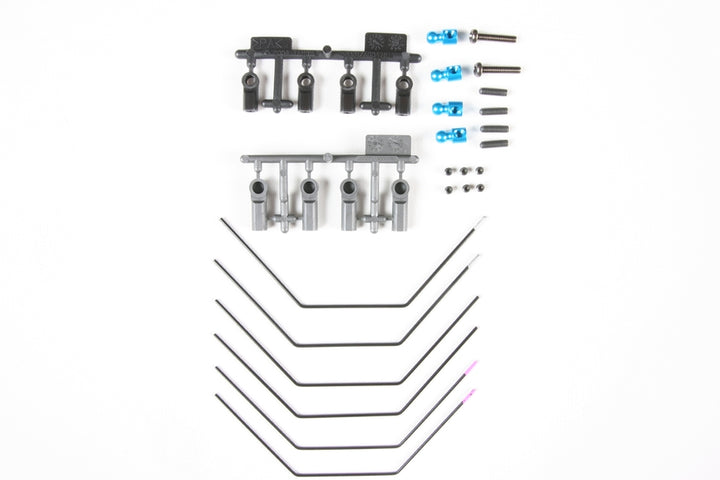 XV01 STABILIZER SET Front & Rear