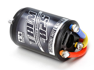 Brushless Motor 02 (Sensored) 15.5T