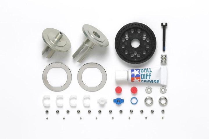 RC TA07 ALUM BALL DIFF SET 37T