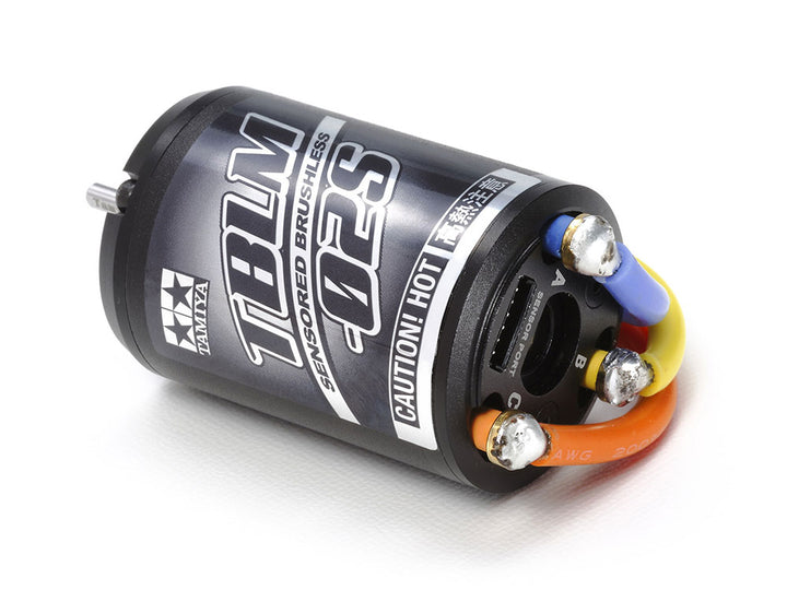 Brushless Motor 02 (Sensored) 17.5T