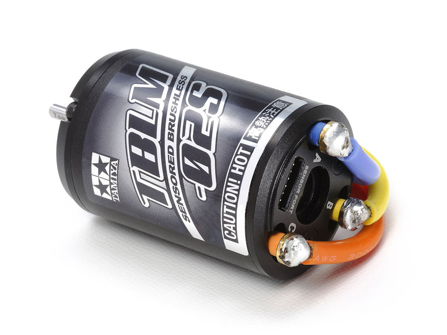 Brushless Motor 02 (Sensored) 21.5T