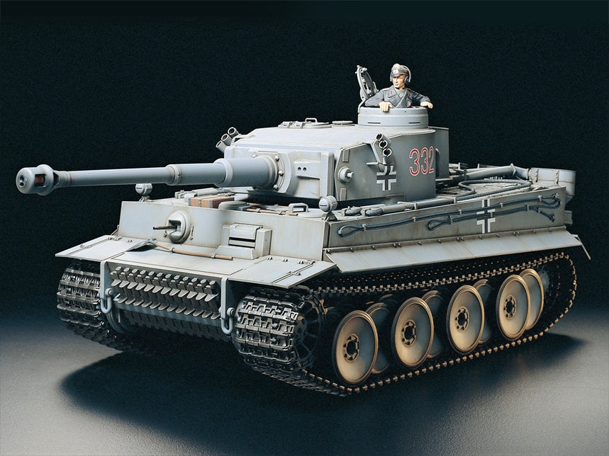 Tiger I Early Production Full-Option Kit
