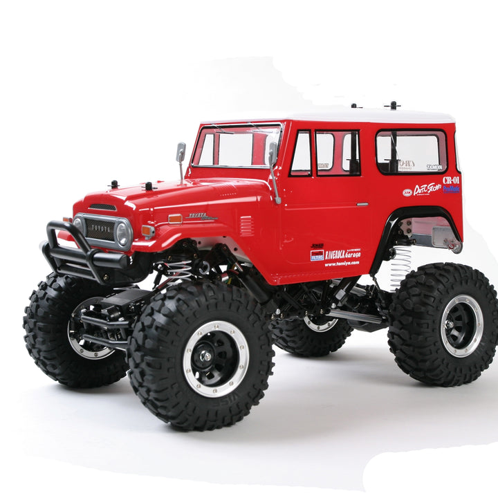 Toyota Land Cruiser 40 (CR-01)
