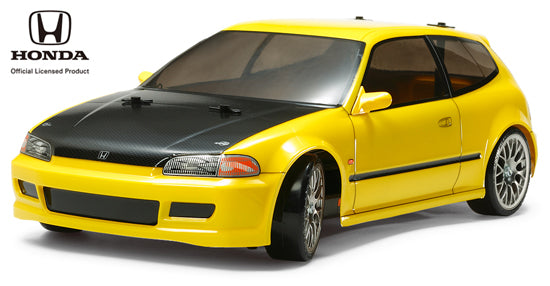 Honda Civic SiR (EG6) (TT-02D) Drift Spec Item No: 58637
