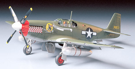 North American P-51B Mustang (1/48 Scale)