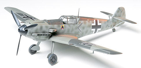 Messerschmitt Bf 109 E-3 (1/48 Scale)