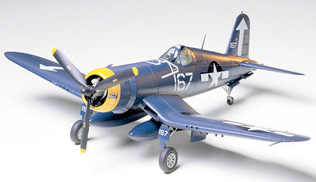 Vought F4U-1D Corsair (1/48 Scale)