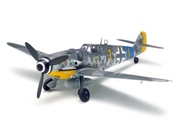 Messerschmitt Bf109 G-6 (1/48 Scale)