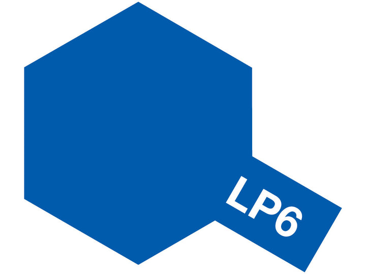 LP- 6 Pure blue