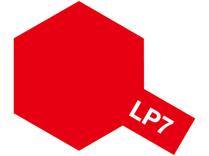 LP- 7 Pure red