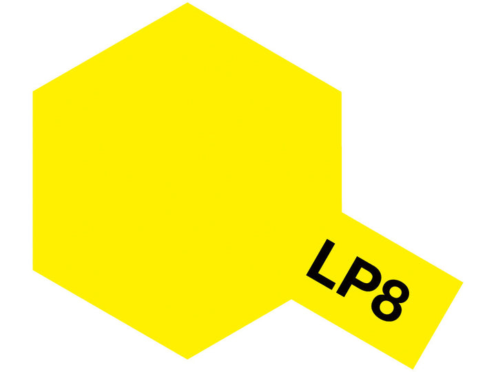 LP- 8 Pure yellow