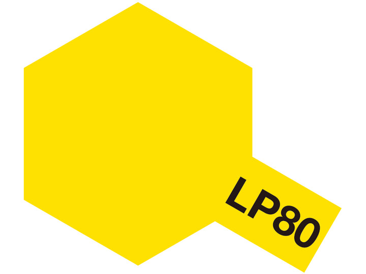 LP-80 Flat Yellow