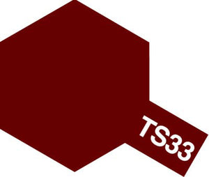 TS- 33 Dull red