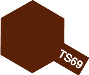 TS- 69 Linoleum deck brown