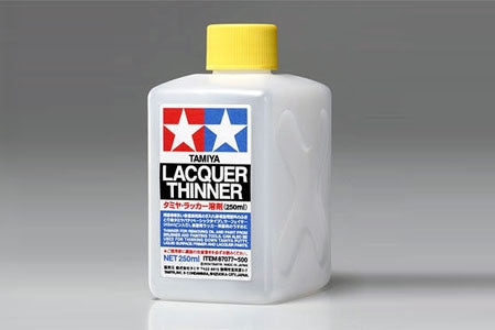 Lacquer Thinner 250 ml