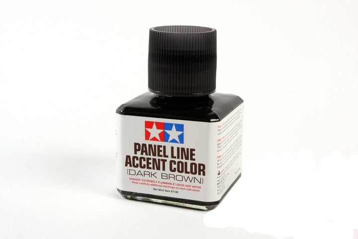 Panel Line Accent Color (Dark Brown)