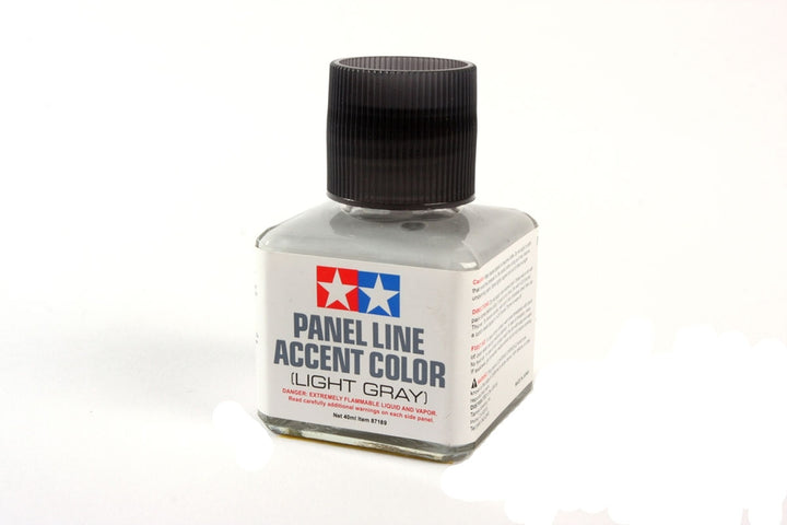 Panel Line Accent Color (Light Gray)